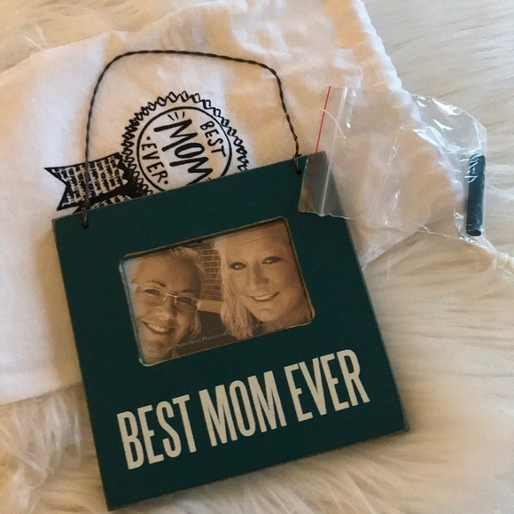 Accessories Best Mom Ever Picture Frame Poshmark